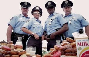 Cops 'n Donuts