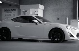 Scion FRS - Garage