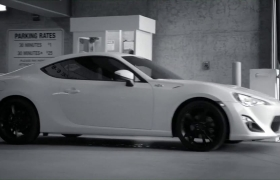 Scion FRS - Garage