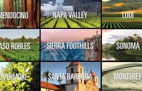 CA Wine Institute Road Trip