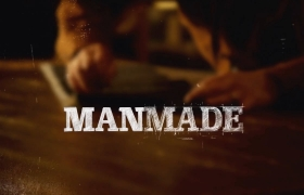 MANMADE RISING SUN