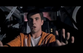 """XBOX Kinect Star Wars - """"X-Wing"""""""